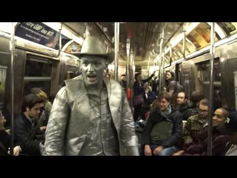 Stayin' Alive on the Brooklyn G Train | The Silver Cowboy