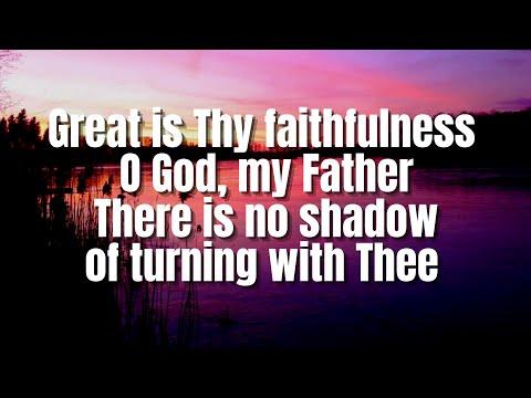 Great is Thy Faithfulness | Women of Faith