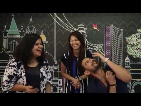Keith Sequeira and Rochelle Rao Visit MM HQ!