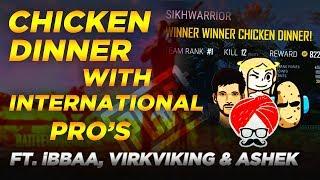 Sikhwarrior played PUBG with Ashek, VirkViking & Ibbaa !!