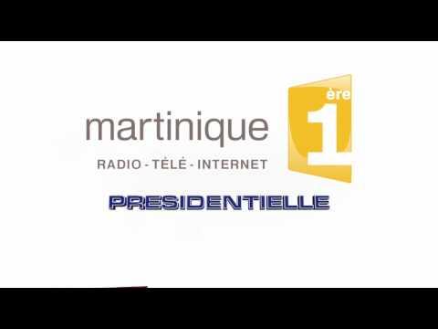 Spot TV : Election Présidentielle 2017 1er Tour / Martinique 1ère - Avril 2017