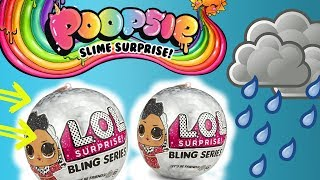 LOL Surprise Bling ☔ Ciągle pada! ️ Chmurka & LOL Surprise ☁️ Toys Land