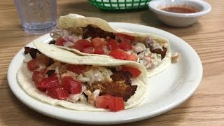 Review: Fish Taco's at Taco Loco Baja