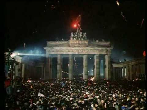 The Wall...Berlin...Germany 1989 - 25 Years ago
