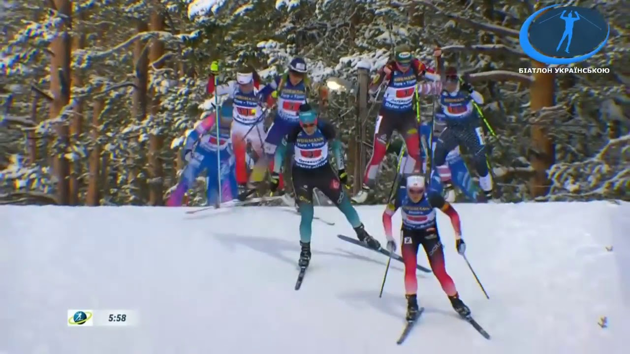 Biathlon Single Mixed