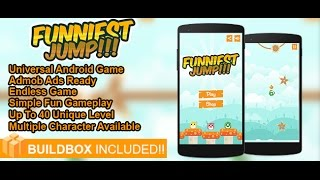 Funniest Jump!!! Android Source Code + BBDOC File by Mobile