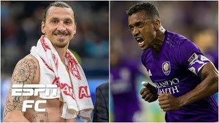 Zlatan Ibrahimovic, Carlos Vela & Nani's goals headline Week 7   Major League Soccer