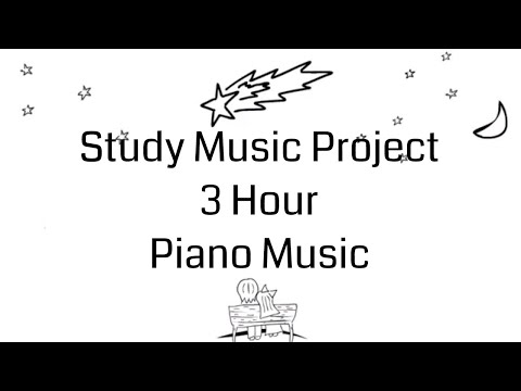 Study Music Project - Fallen from the Sky (Music for Studying)