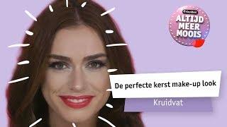 De perfecte kerst make-uplook | Kruidvat
