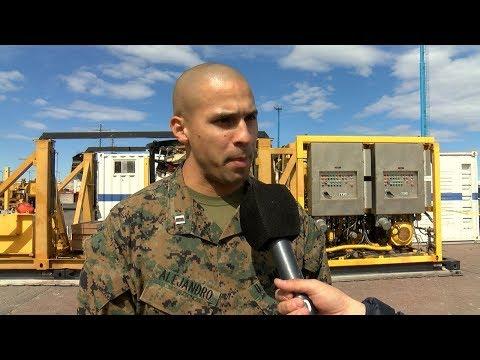 La armada norteamericana colabora en la búsqueda del Ara San Juan