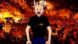 За собой смотри придурок Мультфильм для взрослых De Falex