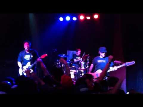 Agent Orange - Inferno Club 01/05/2012 - São Paulo Brasil - Full Concert