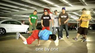 Last for One, world champion b-boy crew