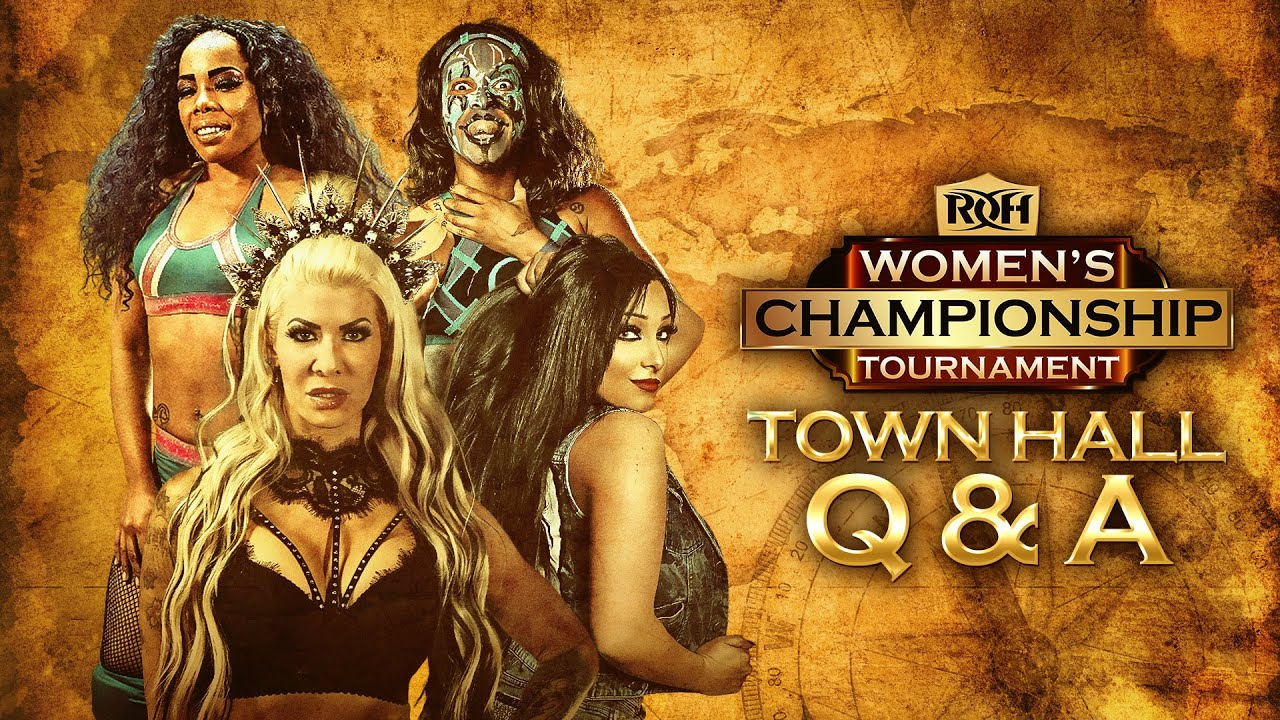 Tournament Town Hall Q&A Pt. 1 on Women's Division Wednesday!