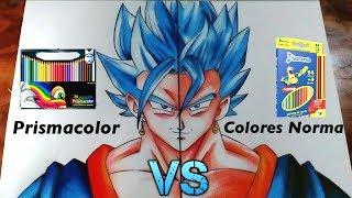 Prismacolor vs colores norma part 2
