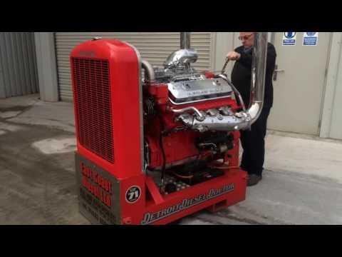 Detroit Diesel 8V71N Engine | East Coast Diesel Ltd