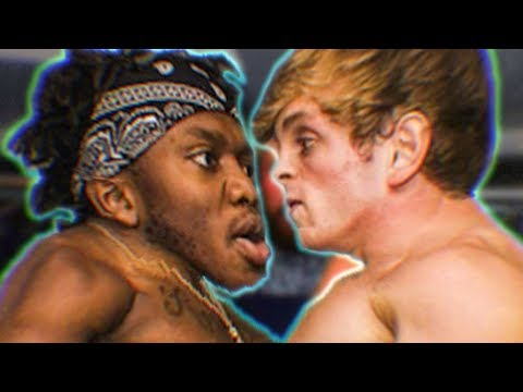 PROOF KSI VS LOGAN PAUL WAS FAKE