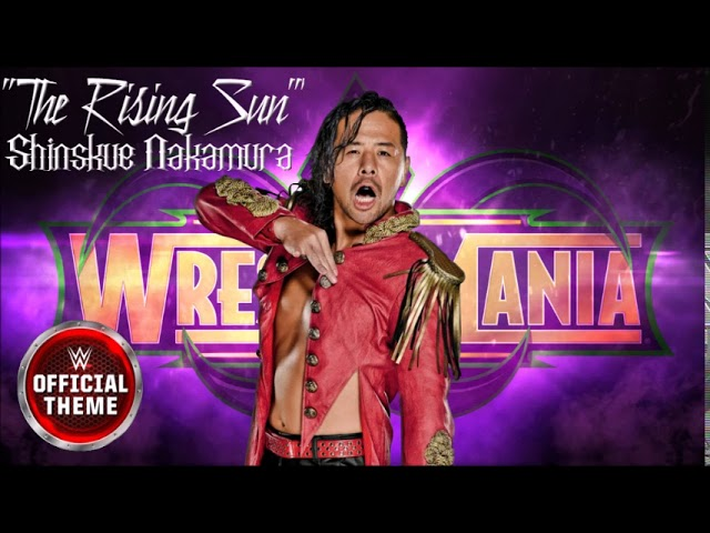 NAKAMURA WWE TÉLÉCHARGER MUSIC