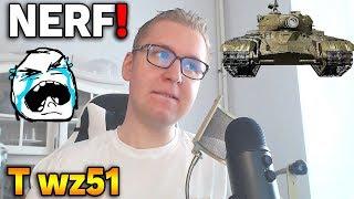 NERF NAJLEPSZEGO POLSKIEGO CZOŁGU - World of Tanks