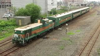 2021.07.24 - DE10形+50系普通列車9334レ「くしろ湿原ノロッコ4号」(釧路)