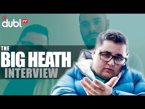 Big Heath Interview - Sharing the mic with Nas, not being mistaken for a comedy act, 'Lonely EP'