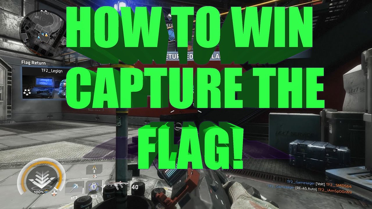Communication on this topic: How to Win at Capture the Flag , how-to-win-at-capture-the-flag/
