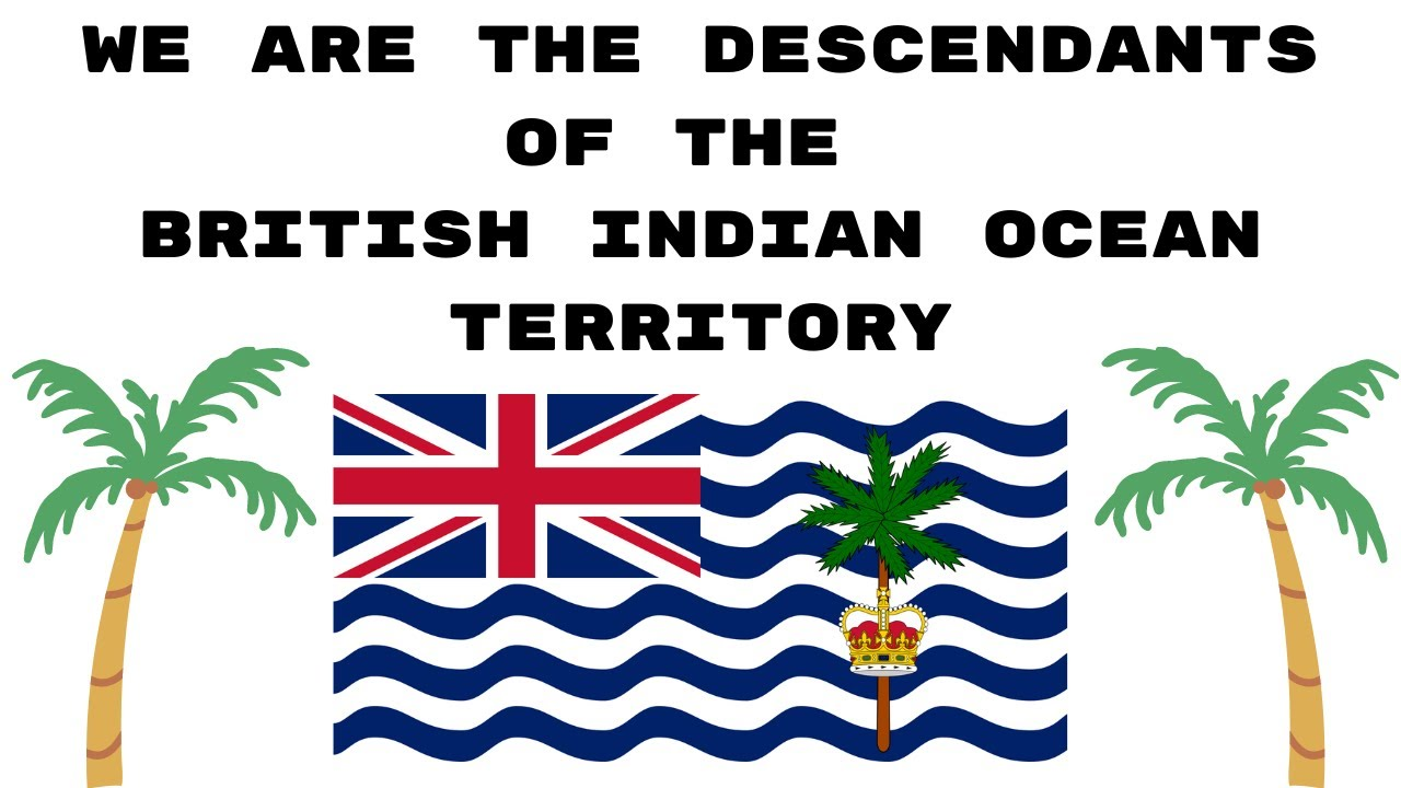 CAN YOU HEAR? We are the descendants of British Indian Ocean Territory, Chagos Archipelago.