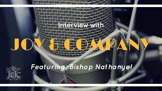 """The Israelites: Bishop Nathanyel Interviews With Joy And Company, """"Christian Literary Awards"""" Video"""