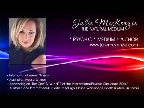 Julie McKenzie Hit105 Readings - The Love Connection