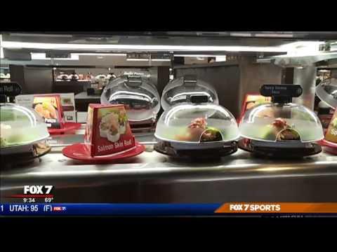 Innovative Sushi Restaurant Opens In Austin | 5/2017