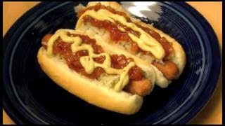 Street Food - New York Hot Dog Recipe