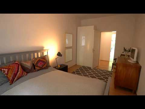 Stylish 2- Room Furnished Apartment in Top Location in Berlin, Swinemünder Str.