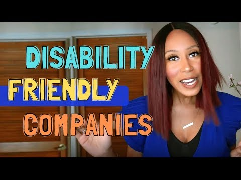 TOP Companies That Hire People With Disabilities | RIght Now