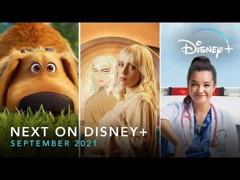 Download Next On Disney+ - September 2021  Disney+