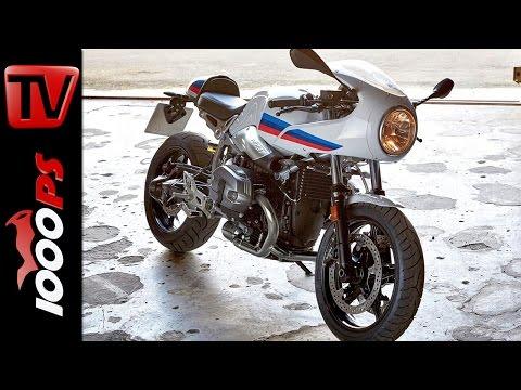 5 x BMW R nineT / Welche passt am besten? / Zonkos Sicht Foto