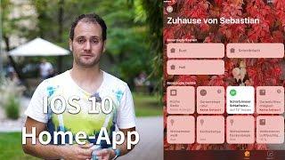 iOS 10 Home – So benutzt du die neue App auf iPhone und iPad