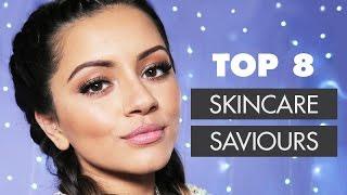 Top 8 SKINCARE SAVIOURS for GLOWING SKIN | Kaushal Beauty, sunbeamsjess, Lexi A-N