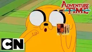 Adventure Time - Card Wars (Preview) Clip 1