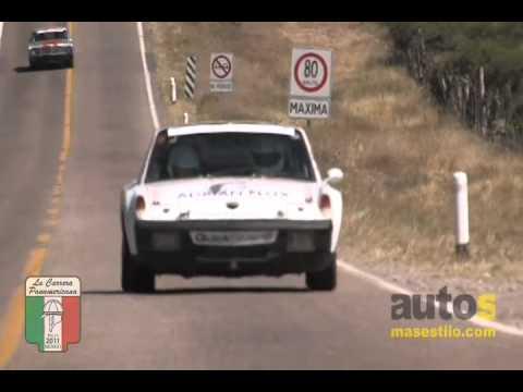 La Carrera Panamericana 2011 - Guanajuato-Aguascalientes -