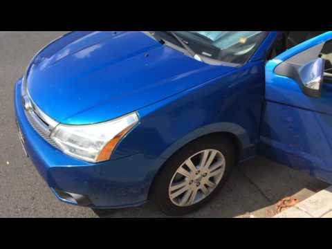 2010 Ford Focus Start Switch Fix
