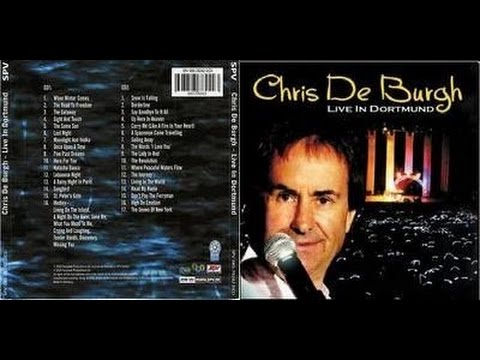 Chris de Burgh   In Dortmund CD1 audio audio