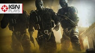 rainbow six siege closed beta preview ign plays