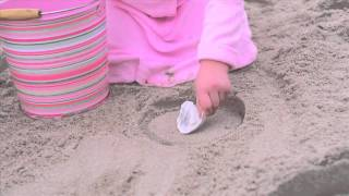 How To Create Plaster Sand Casts   Pottery Barn Kids