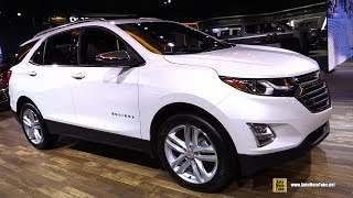 2019 Chevrolet Equinox - Exterior and Interior Walkaround - 2018 LA Auto Show