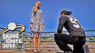 DER HEIRATSANTRAG 💍 - GTA 5 REAL LIFE MOD