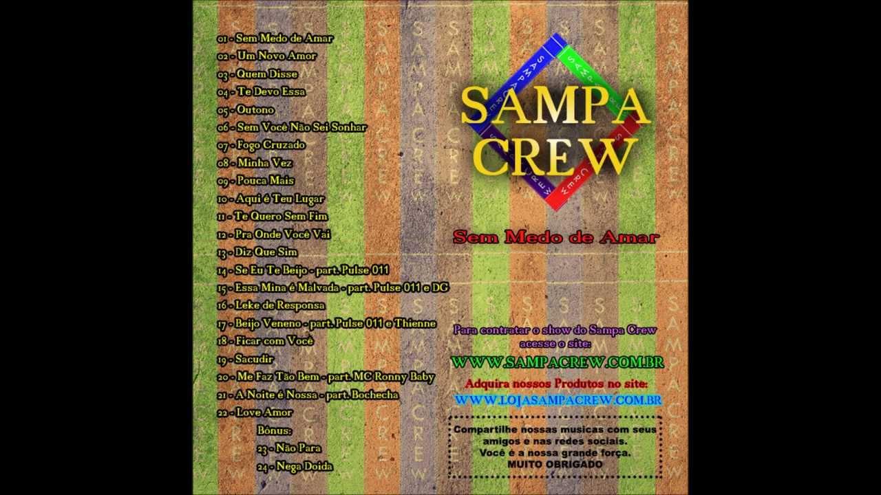 cd sampa crew 2013 completo