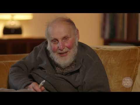 """I hope you enjoy it!"" Dr Arthur Ashkin's greeting before his Nobel lecture"