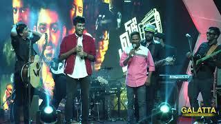 Mesmerizing Gaana Paadal by Gaana Baala | Vidhi Madhi Ultaa Audio Launch