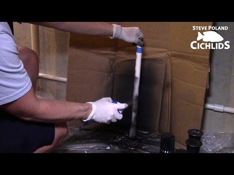 Using Plasti Dip to Hide Aquarium Filters