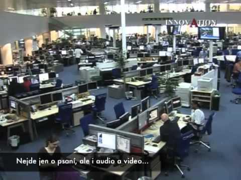 newsroom Daily Telegraph